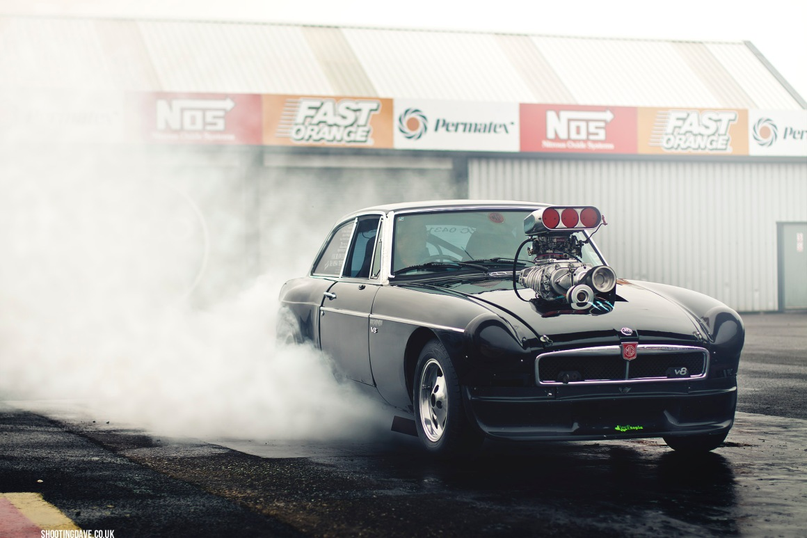 MGB Burnout