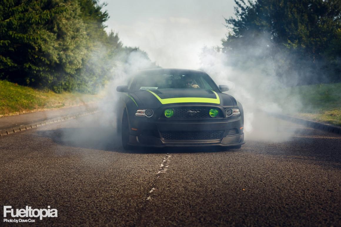 RTR Burnout